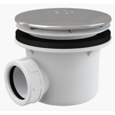 AlcaPlast Lux zuhanytálca szifon (ALC-A49K)