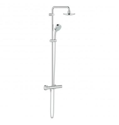 Grohe Tempesta Cosmopolitan 160 termosztátos falra szerelhető zuhanyrendszer (27922000)