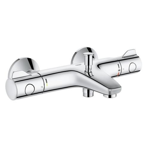 Grohe Grohtherm 800 termosztátos kádtöltő-és zuhany csaptelep  (34567000)