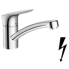 Hansgrohe Logis mosogató csaptelep elektromos vízmelegítőkhöz (71831000-HG)