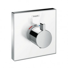 Hansgrohe ShowerSelect Glas falba építhető termosztát (15734400-HG)