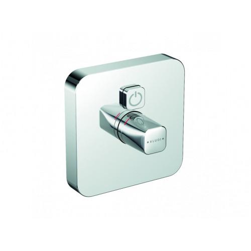 Kludi Push falon belüli termosztátos zuhany csaptelep (386010538)