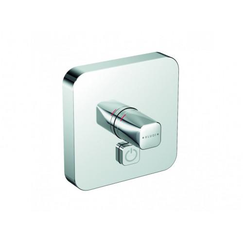 Kludi Push falon belüli termosztátos zuhany csaptelep (386030538)