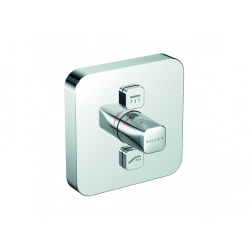 Kludi Push falon belüli termosztátos zuhany csaptelep (386110538)