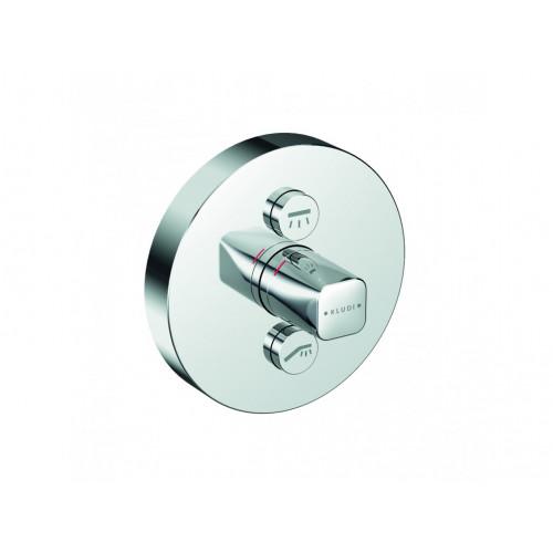 Kludi Push falon belüli termosztátos zuhany csaptelep (386120538)