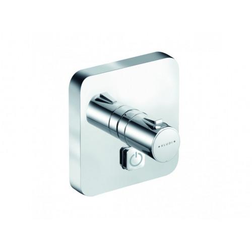 Kludi Push falon belüli termosztátos zuhany csaptelep (388030538)