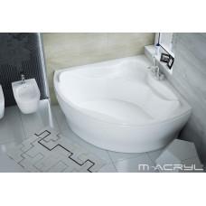 M-Acryl Ancona fürdőkád (ancona150)