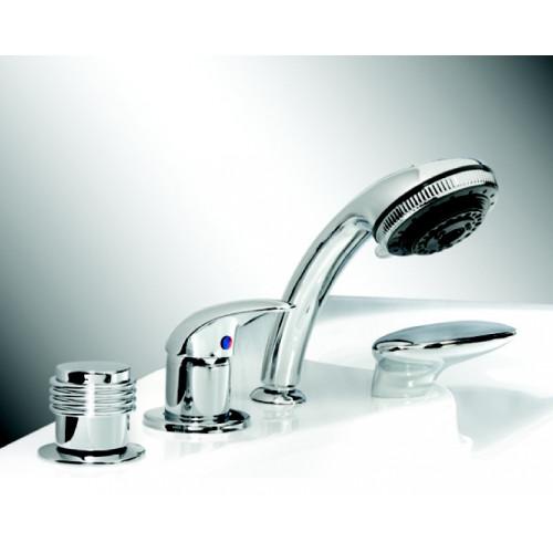 M-Acryl Niagara kádtöltő-és zuhany csaptelep (niagara)