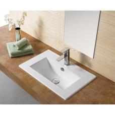 Arezzo design Medford beépíthető mosdó (AR-3060)