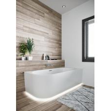 Riho Desire Led Corner L 184 fürdőkád (BD0600500K00133)