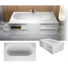 Riho Burgos 180 fürdőkád (BS42)