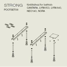 Riho Strong kádláb (P08)