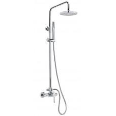 Teka Alaior falra szerelhető zuhanyrendszer (55.298.02.00)