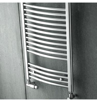 Zehnder Aura krómozott íves csőradiátor (PBTCZ-180-060)